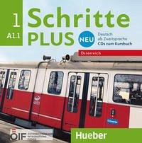 Schritte plus Neu 1 - Österreich. 2 Audio-CDs zum Kursbuch
