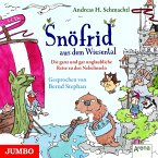 Die ganz und gar abenteuerliche Reise zu den Nebelinseln / Snöfrid aus dem Wiesental Bd.2 (3 Audio-CDs)