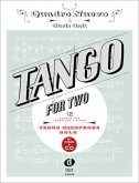 Tango For Two, Tenor Saxophone & Piano, Tenor Saxophone Solo, w. Audio-CD