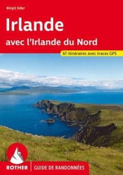 Irlande (Irland - französische Ausgabe) - Eder, Birgit; Hintermeister, Ueli