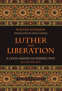 Luther and Liberation (eBook, ePUB) - Altmann, Walter
