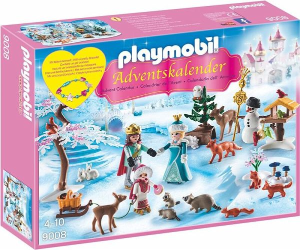 PLAYMOBIL 9008 Adventskalender