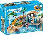 PLAYMOBIL 6979 Karibikinsel mit Strandbar