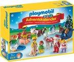 PLAYMOBIL 9009 1.2.3 Adventskalender