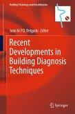 Recent Developments in Building Diagnosis Techniques (eBook, PDF)