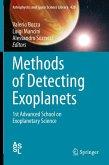 Methods of Detecting Exoplanets (eBook, PDF)