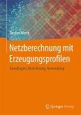 Netzberechnung mit Erzeugungsprofilen (eBook, PDF)