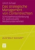 Das strategische Management von Contentrechten (eBook, PDF)