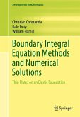 Boundary Integral Equation Methods and Numerical Solutions (eBook, PDF)