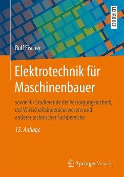 Elektrotechnik für Maschinenbauer (eBook, PDF)