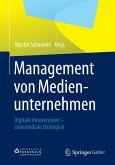 Management von Medienunternehmen (eBook, PDF)