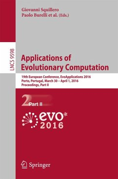 Applications of Evolutionary Computation (eBook, PDF)