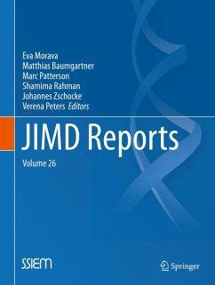 JIMD Reports, Volume 26 (eBook, PDF)