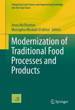 Modernization of Traditional Food Processes and Products (eBook, PDF)