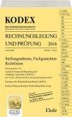 KODEX Rechnungslegung und Prüfung 2016 (f. Österreich)