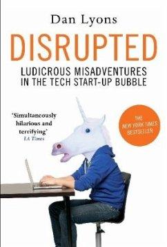 Disrupted - Lyons, Dan
