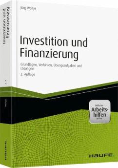 Investition und Finanzierung - mit Arbeitshilfen online - Wöltje, Jörg
