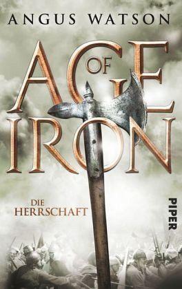 Buch-Reihe Age of Iron