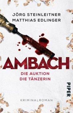Die Auktion / Die Tänzerin / Ambach Bd.1+2