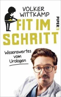 Fit im Schritt - Wittkamp, Volker