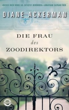 Die Frau des Zoodirektors - Ackerman, Diane