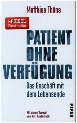 Patient ohne Verfügung - Thöns, Matthias