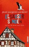 Elsässer Sünden / Major Jules Gabin Bd.2