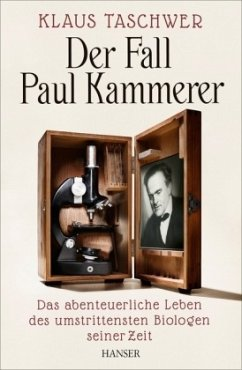 Der Fall Paul Kammerer - Taschwer, Klaus