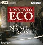 Der Name der Rose, 3 MP3-CDs
