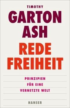 9783446244948 - Ash, Timothy Garton: Redefreiheit - Buch