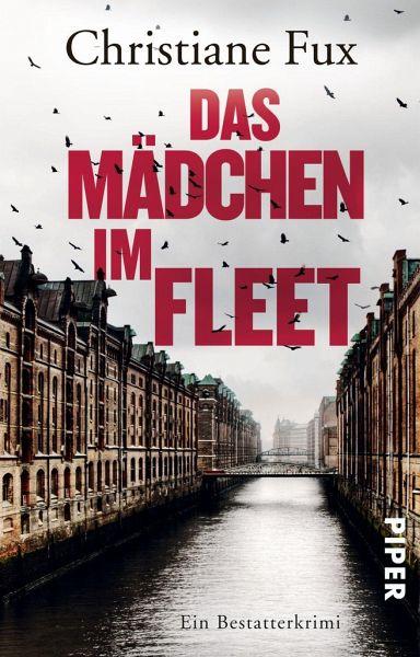 Buch-Reihe Bestatter Theo Matthies von Christiane Fux