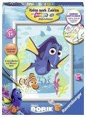 Ravensburger 28323 - Malen nach Zahlen, Dorie und Nemo, Disney, Malset