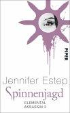 Spinnenjagd / Elemental Assassin Bd.3