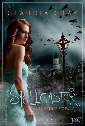Buch-Reihe Spellcaster