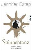 Spinnentanz / Elemental Assassin Bd.2