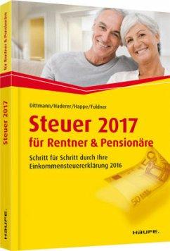 Steuer 2017 für Rentner und Pensionäre