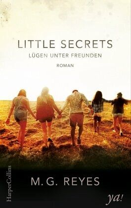 Buch-Reihe Little Secrets