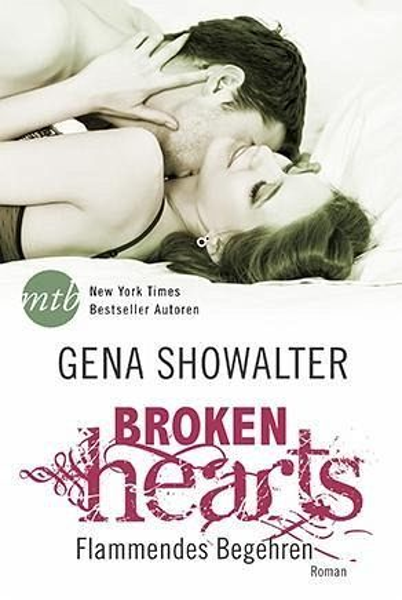 Buch-Reihe Broken Hearts