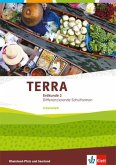 TERRA Erdkunde. 7/8 Klasse. Arbeitsheft. Ausgabe für Realschulen und Differenzierende Schularten. Rheinland-Pfalz und Saarland