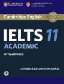 Cambridge IELTS 11 Academic. Student's Book with answers with downloadable Audio