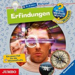 Erfindungen / Wieso? Weshalb? Warum? - Profiwissen Bd.17 (1 Audio-CD) - Kienle, Dela