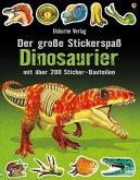 Der große Stickerspaß: Dinosaurier