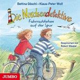 Fahrraddieben auf der Spur / Die Nordseedetektive Bd.4 (1 Audio-CD)