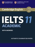 IELTS 11 Academic. Student's Book with answers