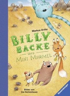 Billy Backe und Mini Murmel (eBook, ePUB) - Orths, Markus