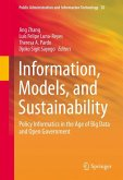 Information, Models, and Sustainability (eBook, PDF)