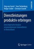 Dienstleistungen produktiv erbringen (eBook, PDF)