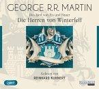 Das Lied von Eis und Feuer - Die Herren von Winterfell, 4 MP3-CDs