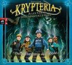 Das Geheimnis der Höhle / Krypteria - Jules Vernes geheimnisvolle Insel Bd.1 (1 Audio-CD)
