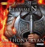 Die Königin der Flammen / Rabenschatten-Trilogie Bd.3 (4 MP3-CDs)